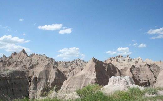 South Dakota: Badlands National Park