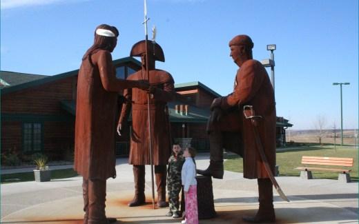 North Dakota: Lewis & Clark Interpretation Center