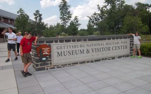 Pennsylvania: Gettysburg National Military Monument