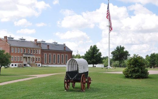 Arkansas: Fort Smith National Monument