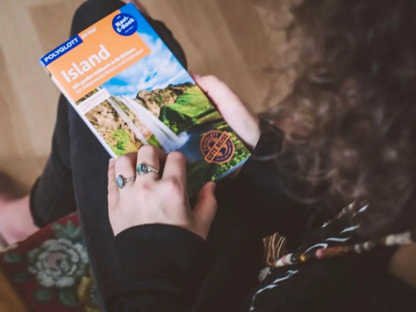 Island Reiseführer Polyglott