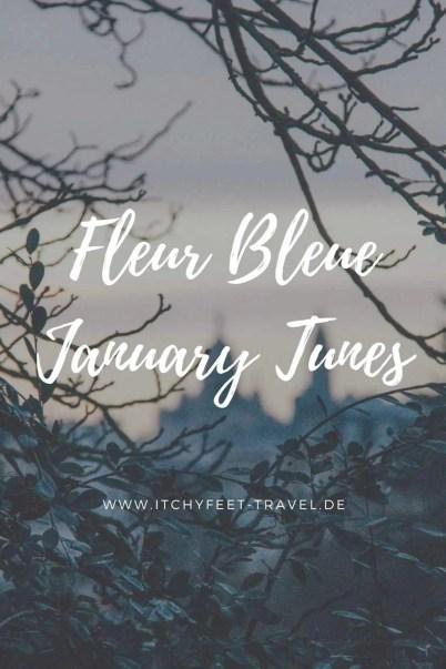 Fleur Bleue January Tunes
