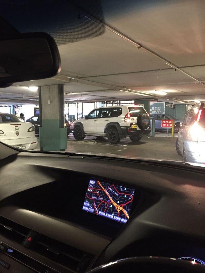 lane cove market square car park