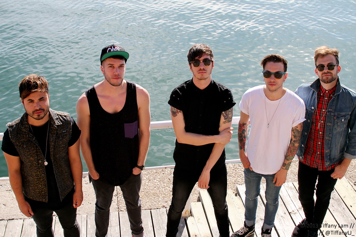 Artist Spotlight QampA With British Rock Band Young Guns