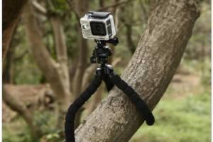 どんな場所でもバッチリ立ててカメラが撮れる!「AUKEY iphone スマートフォンホルダー CP-T03 」