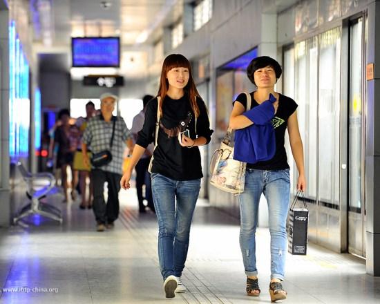 Lanzhou-BRT-Station