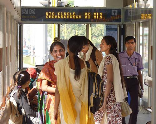 ITDP India local scene