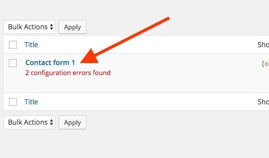 Contact Form 7 Misconfiguration Error-3