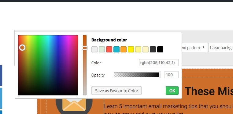 Thrive Leads Tutorial: How To Change Opt-In Background Color http://wp.me/p4XE5x-2bZ