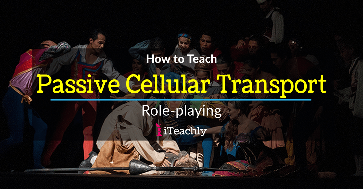 Cellular Transport - Role Playing