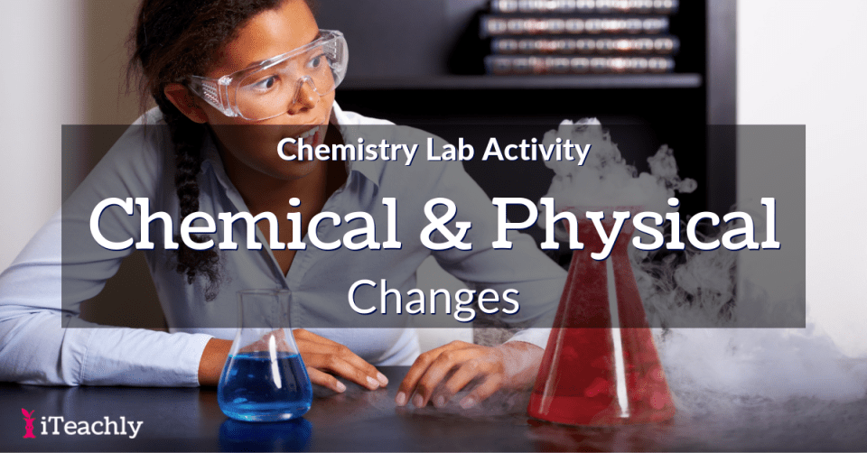 Physical and Chemical Changes Chemistry Lab