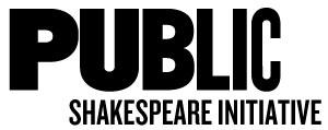 Public Shakespeare Initiative Logo