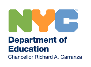 NYC DOE Chancellor Richard A. Carranza Logo