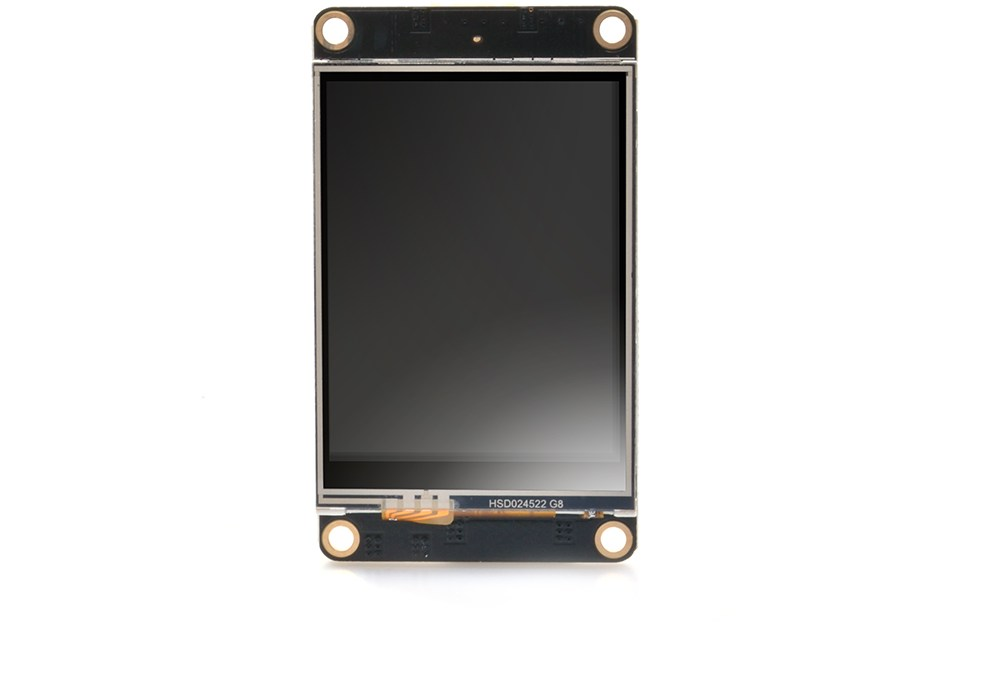 "NX3224K024 – Nextion 2.4"" Enhanced Series HMI Touch Display"
