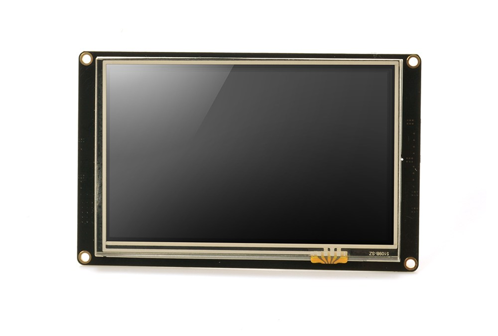 "NX8048K050 – Nextion 5.0"" Enhanced Series HMI Touch Display"