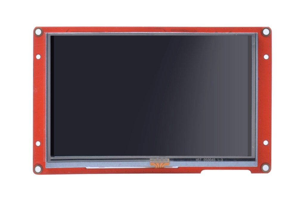 "5.0"" Nextion Intelligent Series HMI Touch Display"
