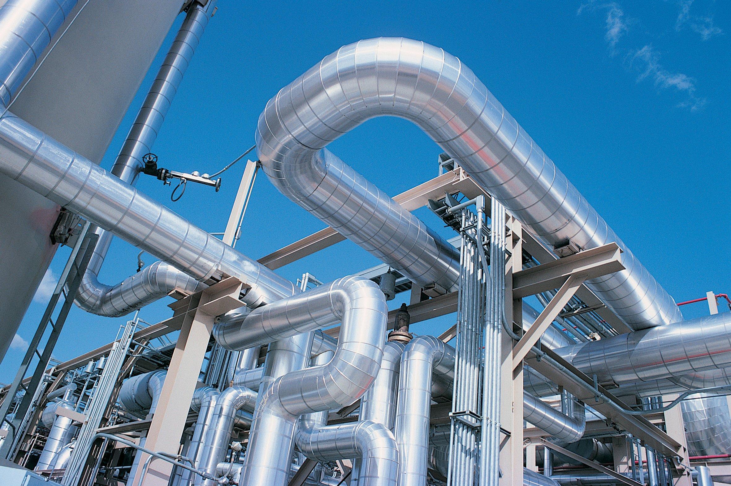 Impianti industriali Idrothermoelettrica Agazzi