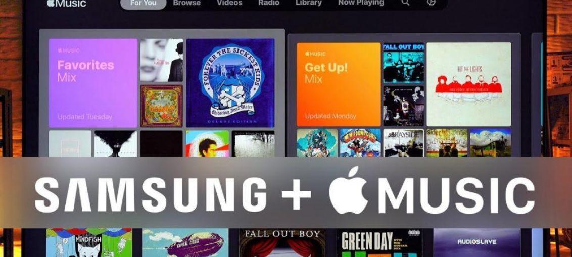 Apple Music доступний на смарт-телевізорах
