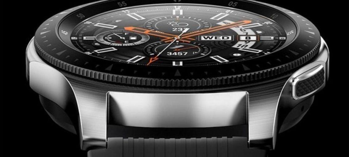 Перші зображення смарт-годинника Galaxy Watch 3
