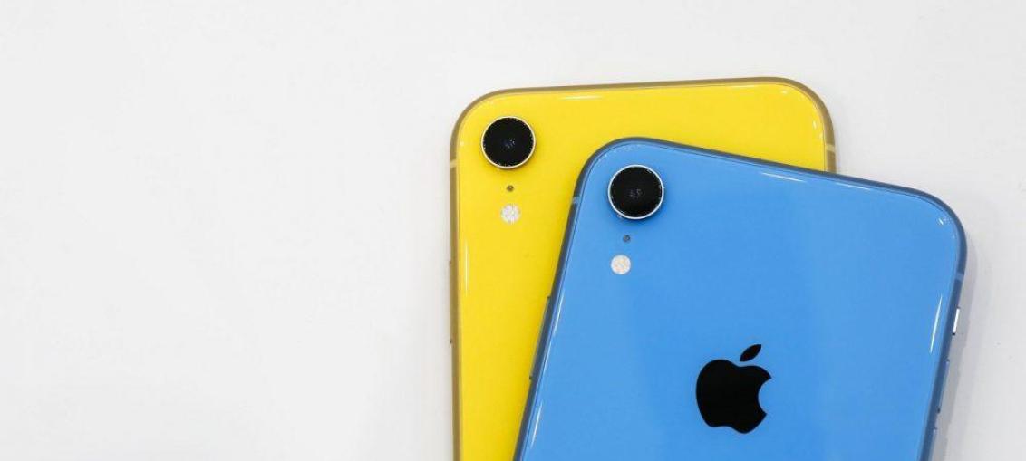 Компанія Apple знову продає iPhone XR