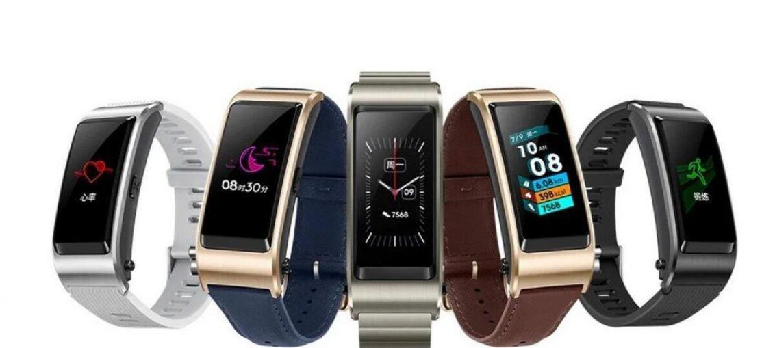 Визначена дата запуску Huawei TalkBand B6