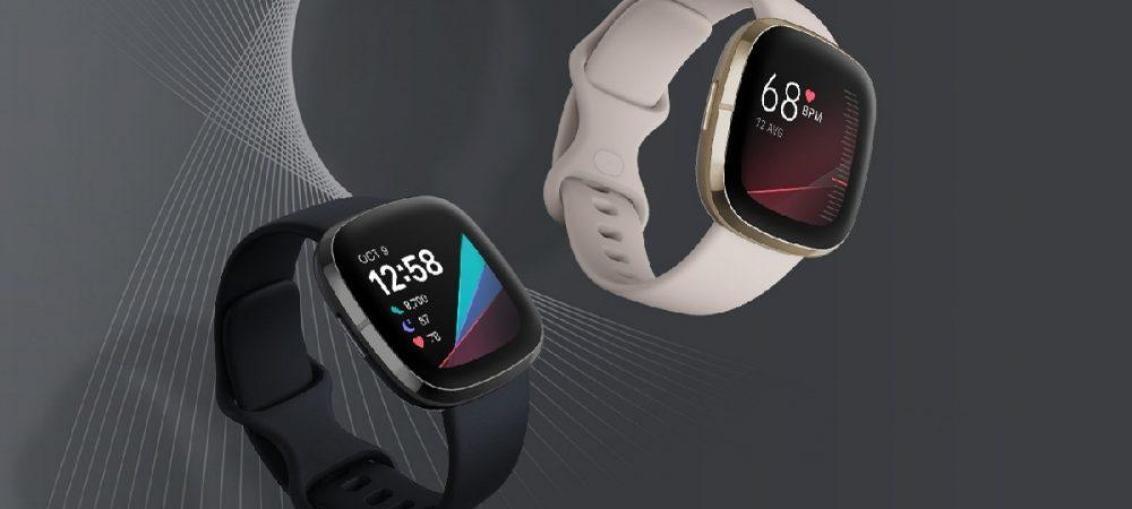 Компанія Fitbit представила новий годинник Sense