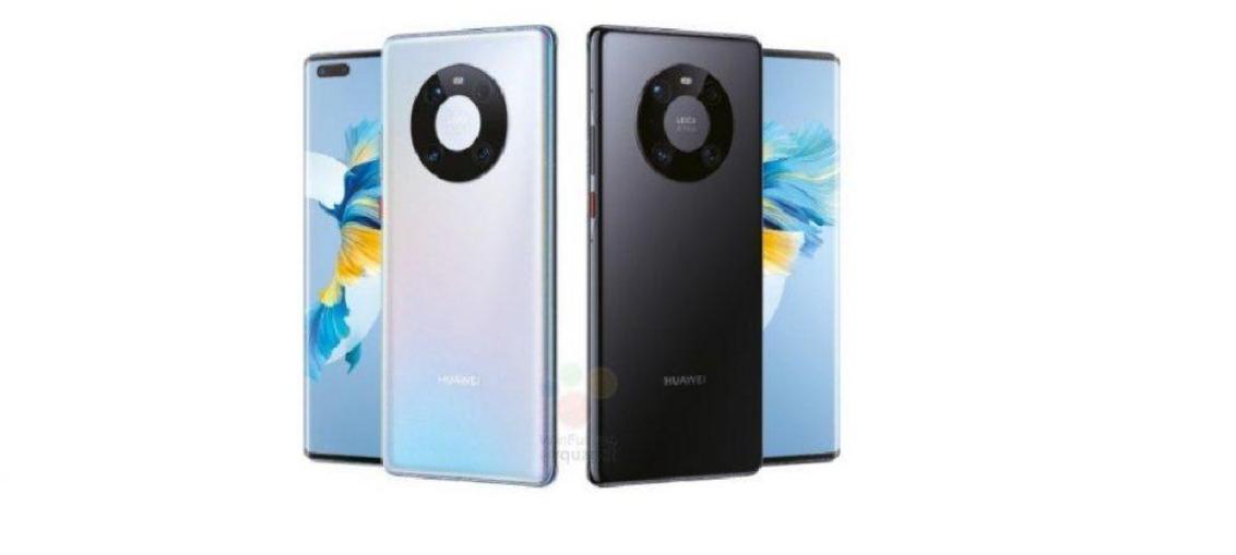 Huawei Mate 40 Pro з'явився на Amazon за 1199