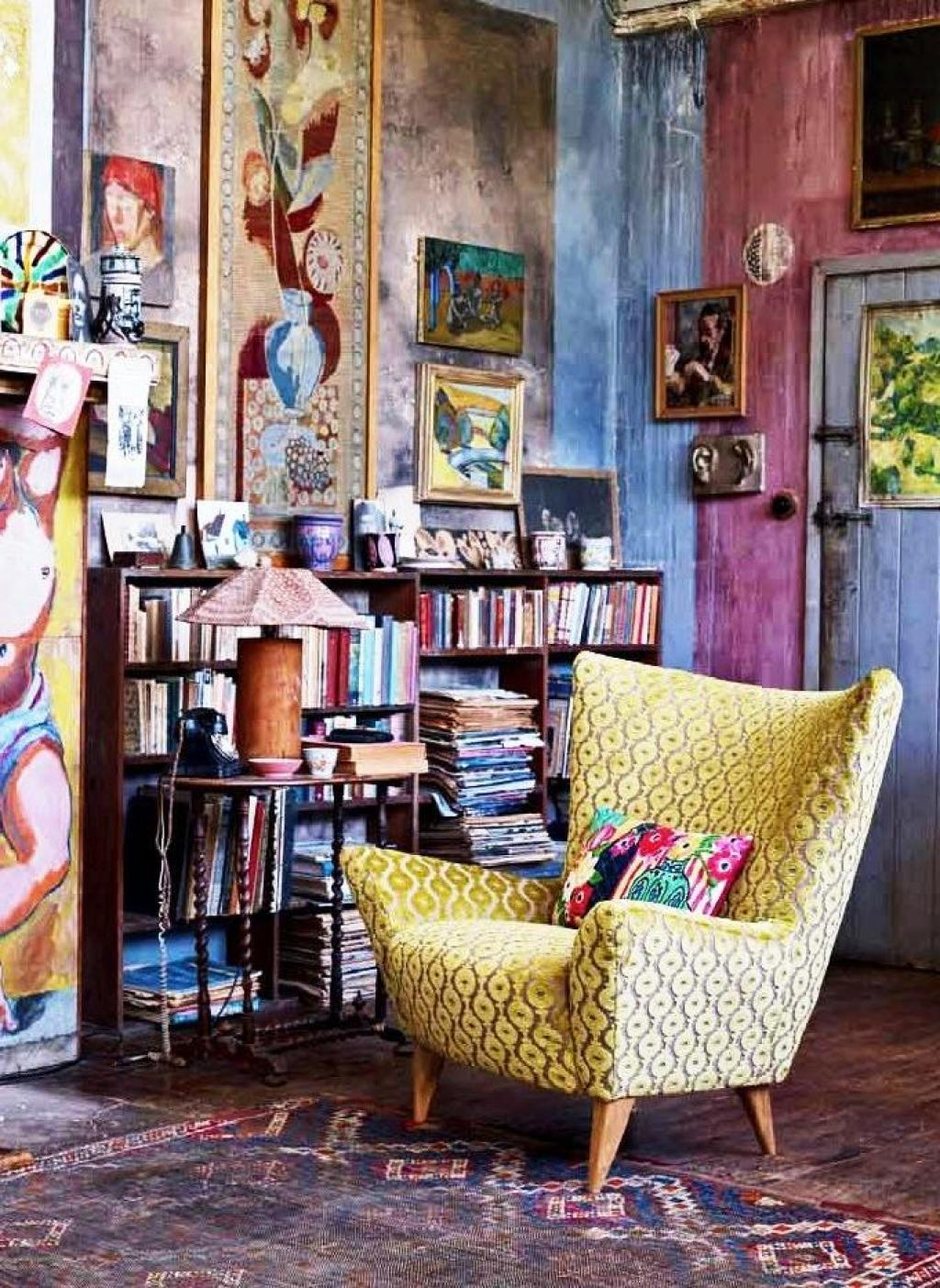 Emejing Bohemian Interior Design Ideas Pictures - Amazing House ...