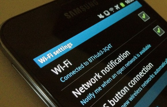 hack wifi password on android