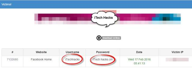 hack facebook account password 2016 latest hacking tricks