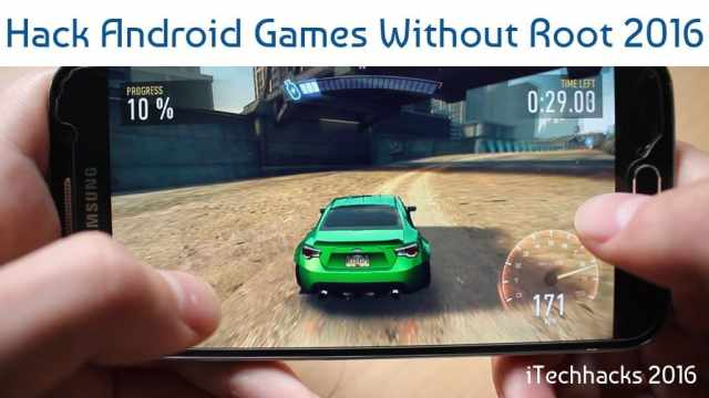 hack android games without root