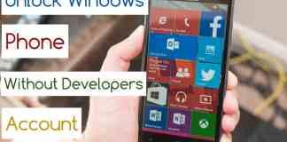 unlock windows phone without developer acount 2016 -itechhacks.com