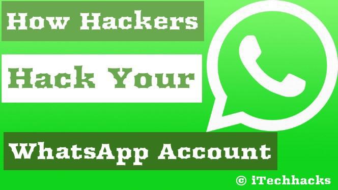 Hack whatsapp account in 2016