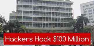 hackers hack 100 million new york field bank
