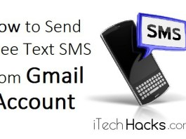 How to Send Text SMS using Gmail Account Free