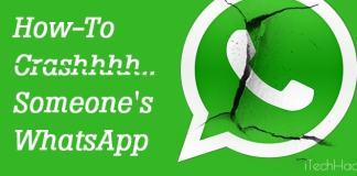 Crash Your Friends WhatsApp - Hack WhatsApp