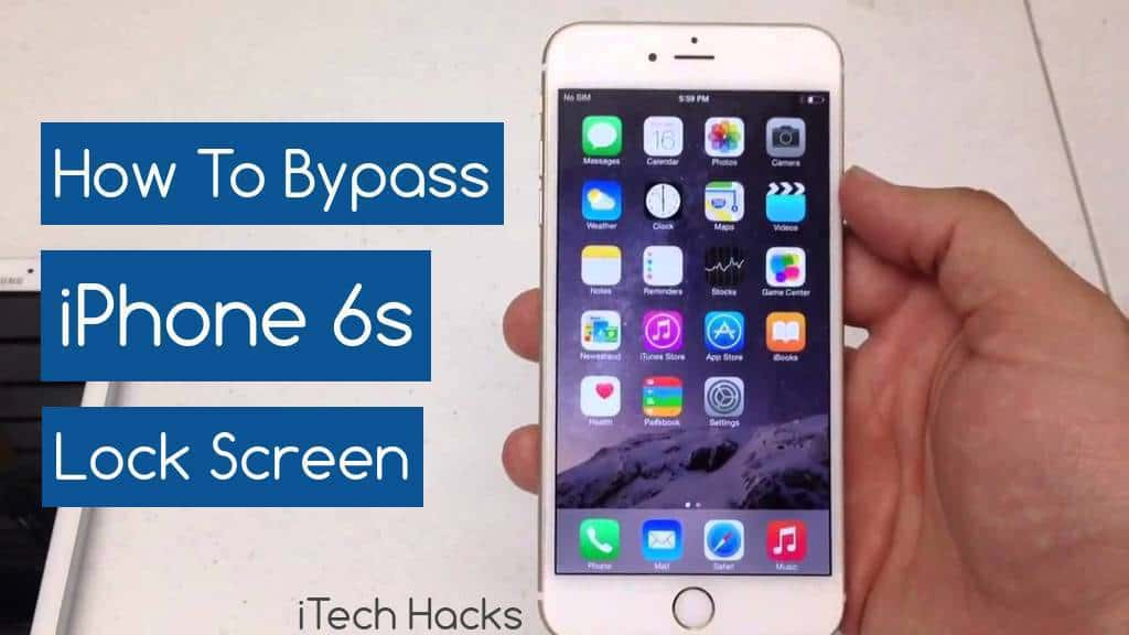 how to hack into a locked iphone hackers news how to bypass iphone 6s lock screen secret 20125