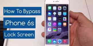 Hackers News: How to Bypass iPhone 6s Lock Screen Secret Revealed