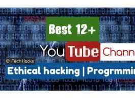 Top 12+ Best YouTube Channels to Learn Ethical Hacking & Programming