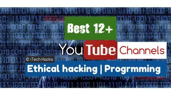 Top 12+ Best YouTube Channels to Learn Ethical Hacking & Programming  - Untitled design - Top 13 Best YouTube Channels to Learn Ethical Hacking 2019