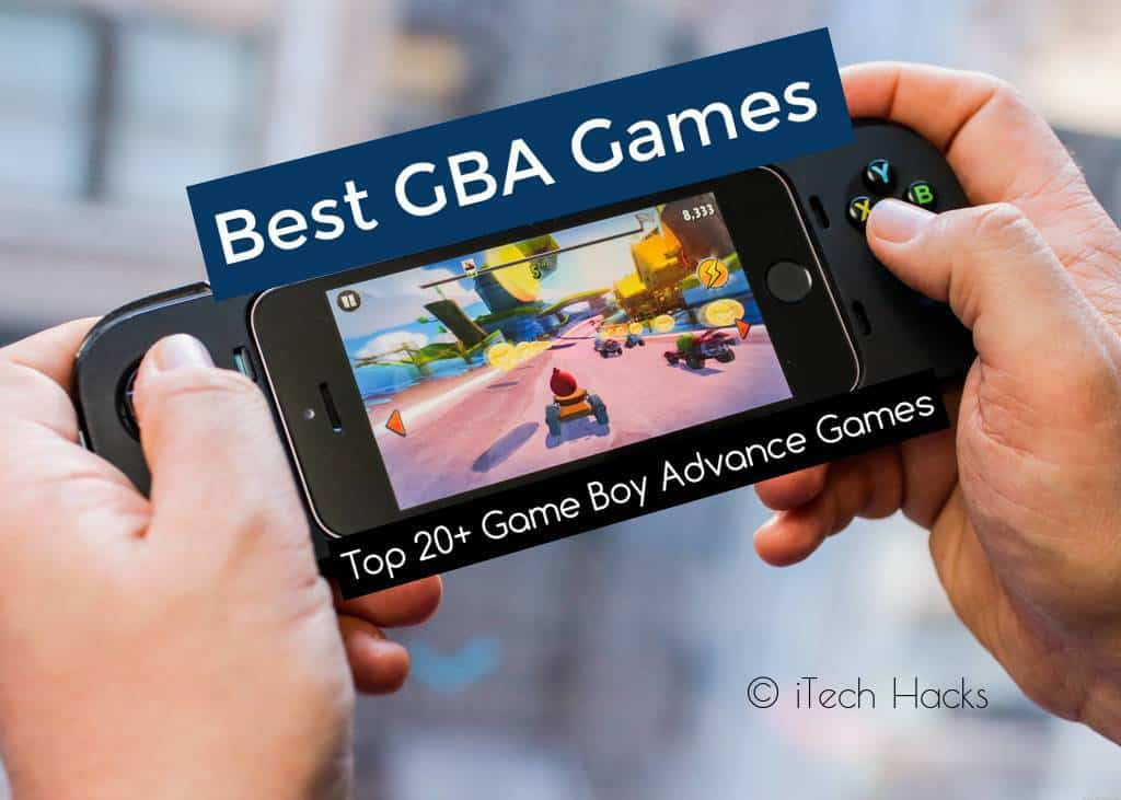 Free (20+) Best GBA Games (GameBoy Advance) 2018