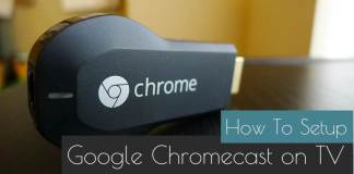 How To Use Google Chromecast on TV 2017 | Setup Chromecast TV