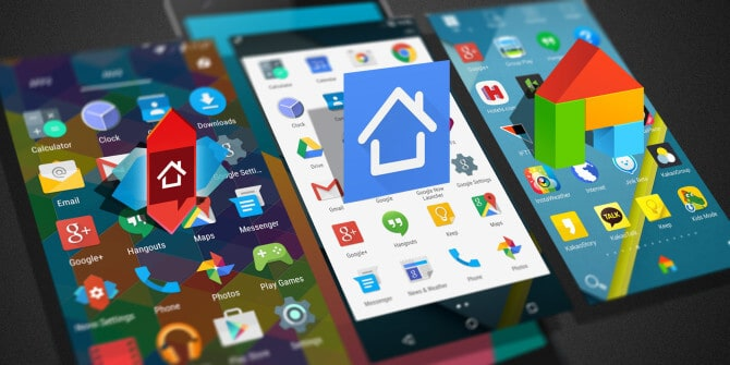Top 50 Best Android Launchers Apps 2017