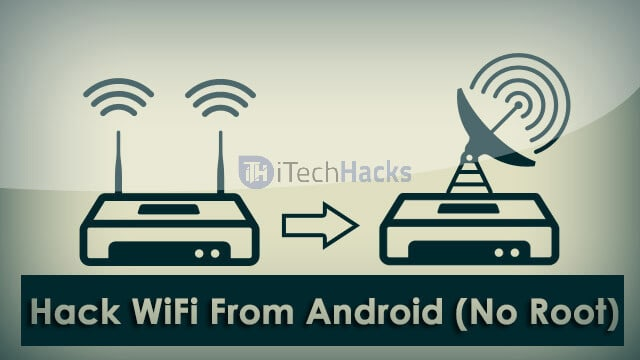 how to hack hidden wifi network using android