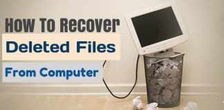 How To Recover Permanently Deleted Files from Computer (All Windows)