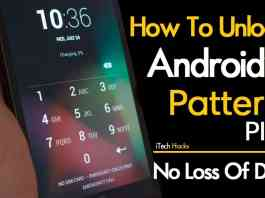 How To Hack/Unlock Android Pattern Lock, PIN Password