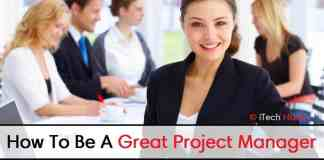 How To Be A Great Project Manager