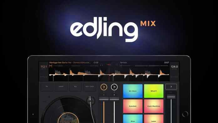 - edjing Best DJ Mixing Apps - Top (10+) Free Best DJ or Trance Making Apps For Android, iOS 2018