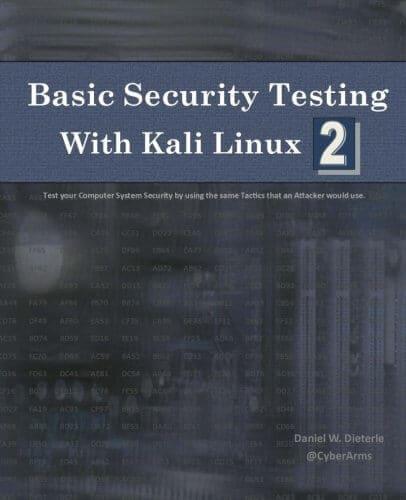 Kali Linux Cookbook Pdf Full