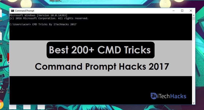 cmd tricks and hacks windows 10